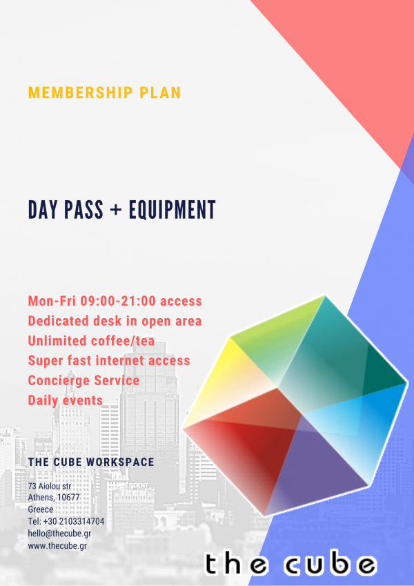 DayPass Incl Equip